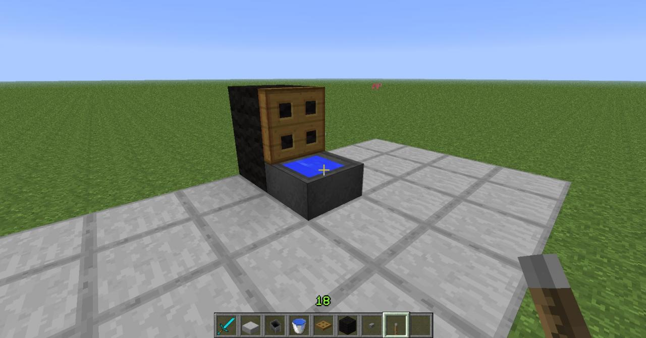 Minecraft Toilet It Works Minecraft Blog