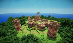 Fort Steel Minecraft Map & Project