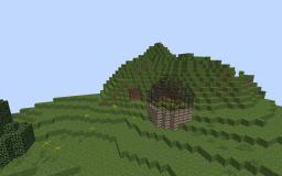 Hobbit Hole Minecraft Map & Project