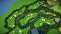 Golf course Minecraft Map & Project