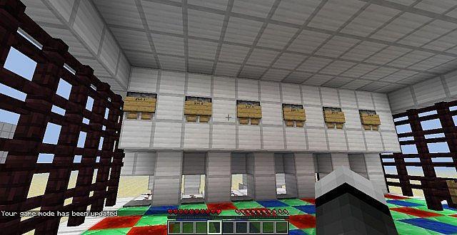 Call of Steve - Burn The Flag Minecraft Project