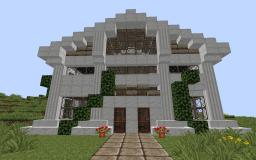 Formal House Minecraft Map & Project