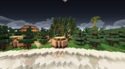 Minecraft Dimensions - Creative Minecraft Server