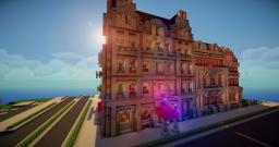European hotel Minecraft Map & Project