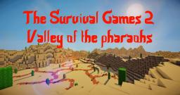 The Survival Games 2 : Valley of the Pharaohs Minecraft Map & Project