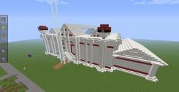 Big Pokécenter Minecraft Project