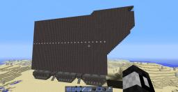 Jawa Sandcrawler (Star Wars) Minecraft Map & Project
