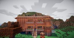 just for fun Minecraft Map & Project