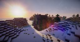 Nordic Style House Minecraft Map & Project