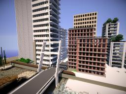 Utopia District 1 - First View Minecraft Project