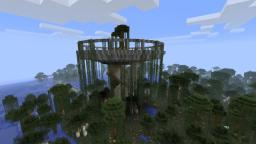 Survival Games: The Floodlands Minecraft Map & Project