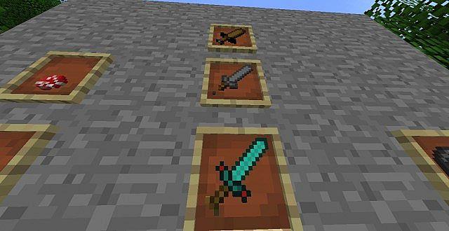The Swords! Coming more swords