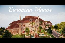 European Manor Collaboration Ft. Tommys (100 Sub Special!) [WoK]  [Download!] Minecraft