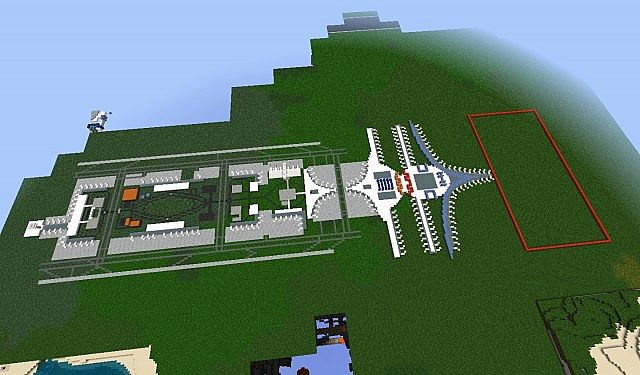 minecraft airport largest in - photo #9