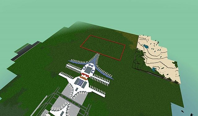 minecraft airport largest in - photo #33