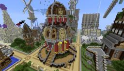Le' Fancy Plot Spawn Minecraft Project