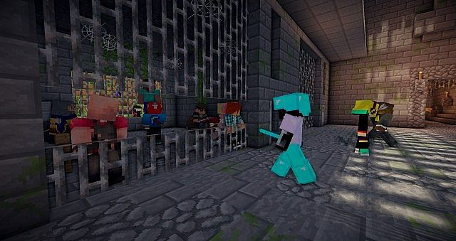 Cops And Robbers Server
