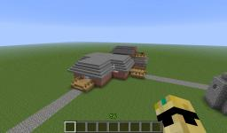My Home near village Minecraft