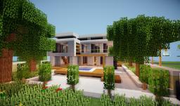 Modern House #2 Minecraft