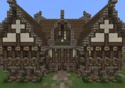 Medieval Inn Minecraft Map & Project
