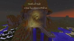 Smith of Aulë: A Minor Dwarf Mine (Tolkien Inspired) Minecraft Map & Project