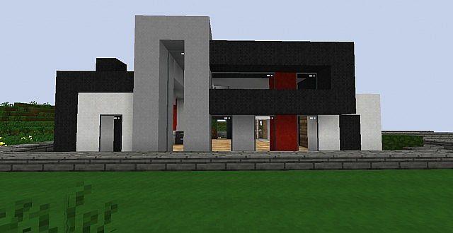 modern town under construction updated minecraft project. Black Bedroom Furniture Sets. Home Design Ideas