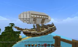 Imperial small air ship Minecraft Map & Project