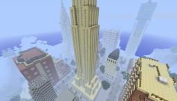 Reyclaw City Minecraft Project