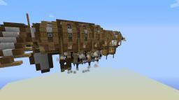 Response ship Minecraft Map & Project