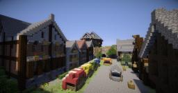 Bohan - Edoras Empire Minecraft Map & Project