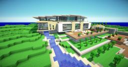 A Modern Villa - By Youarefake