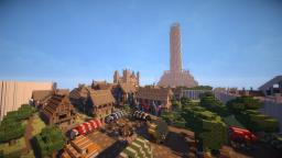 -Edoras Empire-  ElderScrolls inspired Minecraft