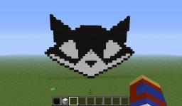 Sly Cooper Symbole Minecraft Project