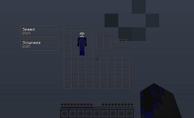 Survival Inventory GUI