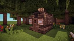 Compact adventurers' house. Minecraft Project