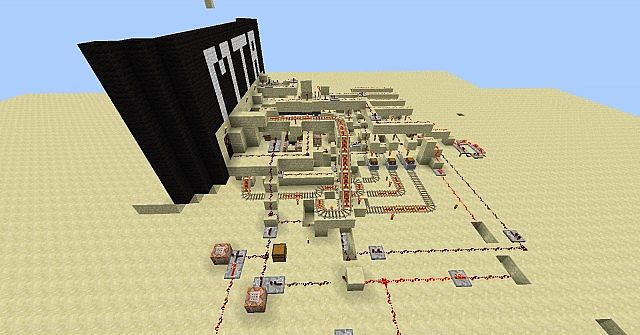 how to make an atm in minecraft