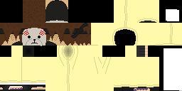 [HD Skin] ANBU Captain (from Naruto) Minecraft Blog