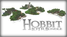 Hobbit LOTR Bundle: 5 Hobbit Holes [Ft. General John] Minecraft Map & Project