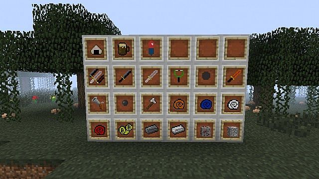 1.6.2][Forge] OP-Craft - One Piece Mod (v.0.1.0 released) [WIP] [LAN ...