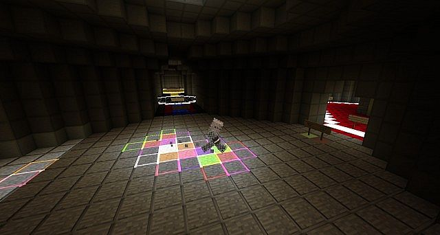 Color Room At Spawn!