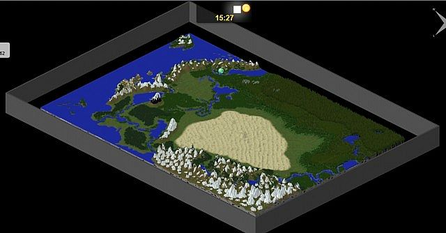 Craft Map Minecraft