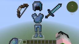 masterofboom's Pixel Art World Minecraft Project
