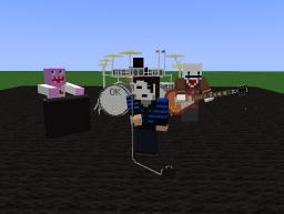 Cube Art 6 - YouTube Band Minecraft Blog Post