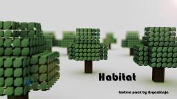 HABITAT texture pack Minecraft Texture Pack