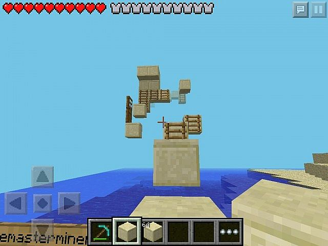 how to create a world in minecraft pe