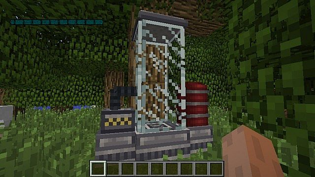Real Time Travel Mod Minecraft