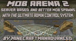 The Mob Arena 2 (Download) Minecraft Map & Project