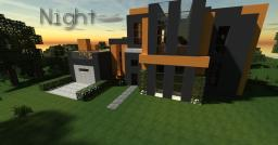 Night Minecraft Map & Project