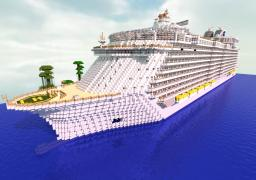 Oasis of the Seas [FULL] [1:1 Replica] Minecraft