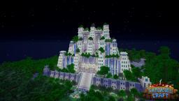 Zikkurat (Babylonian temple) Minecraft